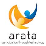 ARATA logo