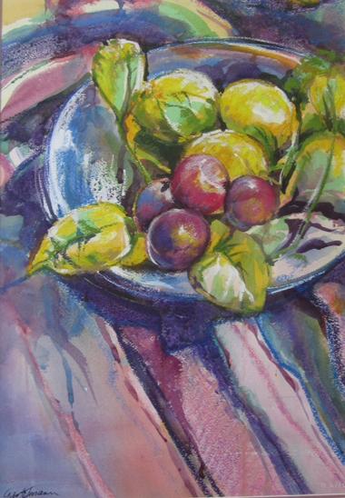 013 Lemons and Plums
