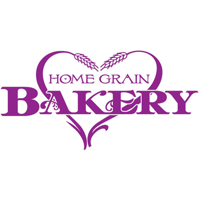 Home Grain Bakery logo.