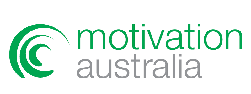 Motivation Australia logo