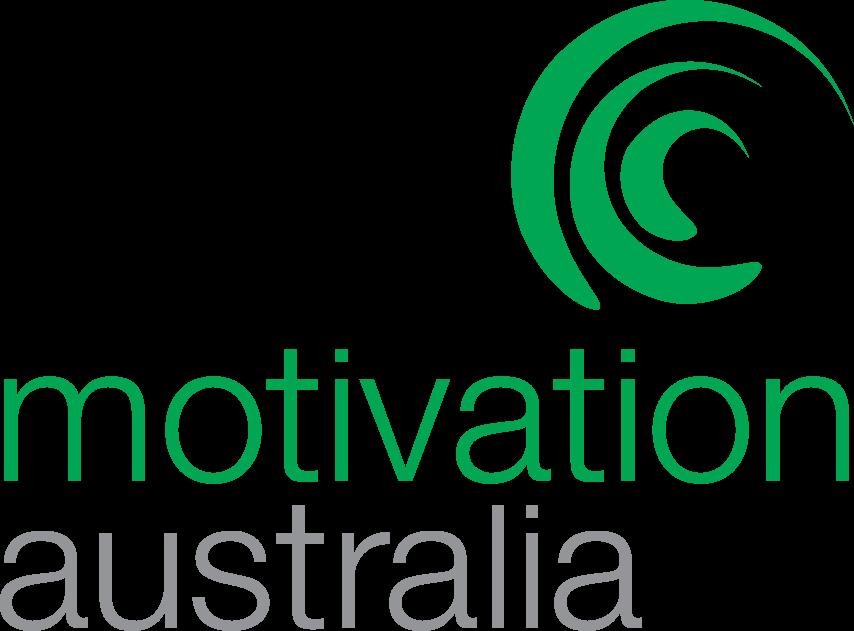 Motivation Australia logo