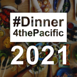 Dinner 4 the Pacific 2021 logo